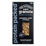 Eat Natural Super Granola Amandelen, Zaden & Honing