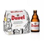 Duvel Belgisch Speciaalbier Flessen 6-pack