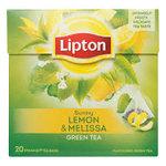 Lipton Groene Thee Citroen Melissa